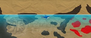 Hungry Shark World Flying Fish 1
