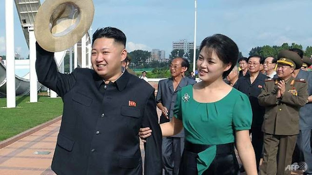 New role for wife of North Korea's Kim: First Lady Ri Sol Ju