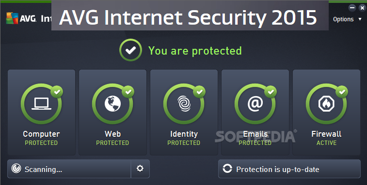 avg.com AVG Internet Security 2015 Antivirus 4 Year License Key Free