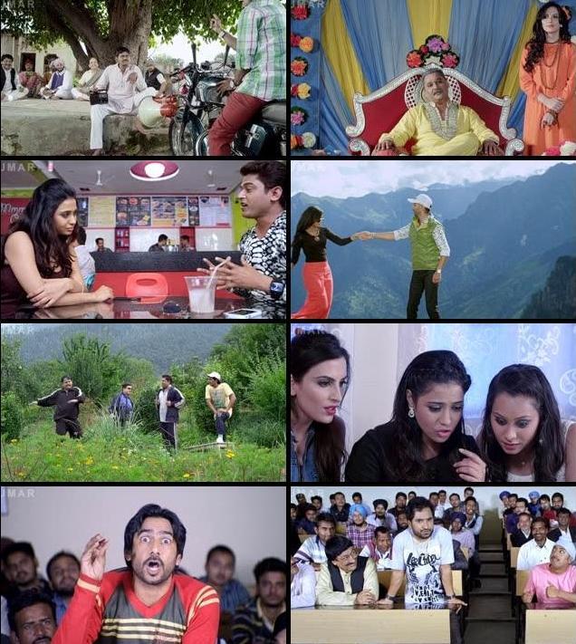 Jugaadi Dot Com 2015 Punjabi DVDRip