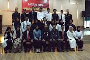 Perwakilan Kemenhan Aceh Menggelar Sosialisasi Parade Cinta Tanah Air