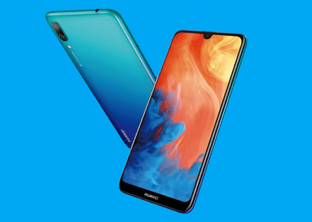 Huawei Y7 Pro 2019 with 6.26-inch display and SD450 SoC is now official
