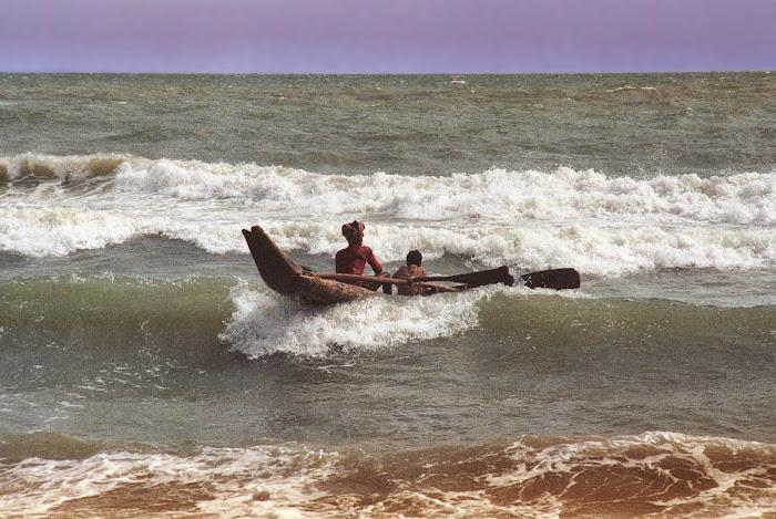 Pondichéry, © L. Gigout, 1990