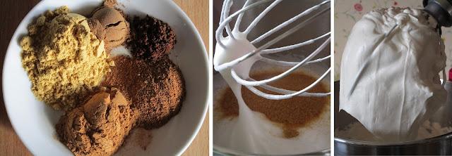 Bizcocho 4 cuartos de pan de jengibre (Siempredulces) - Elaboración Paso 1