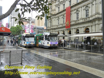 Melbourne's Famous Trams