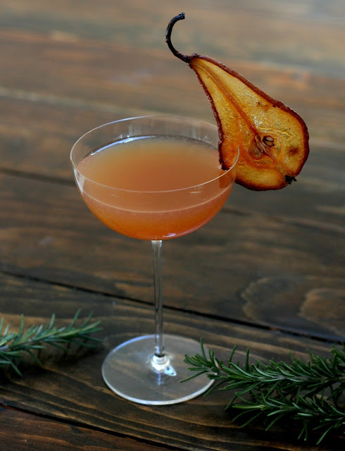 Pear Tree Cocktail