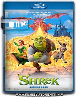 Shrek Torrent - BluRay Rip 1080p Dual Áudio