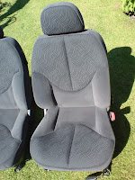 Rover 25 cloth front seat