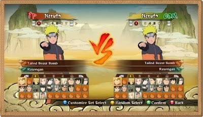 Naruto Shippuden Ultimate Ninja Storm Revolution Gameplay