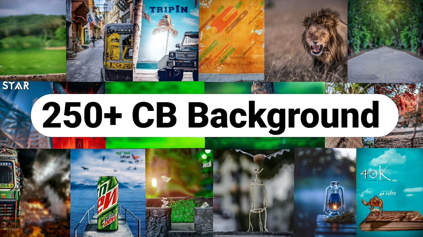 250+ CB Background Download Zip File - VeeRu Edits - VEERU EDITS