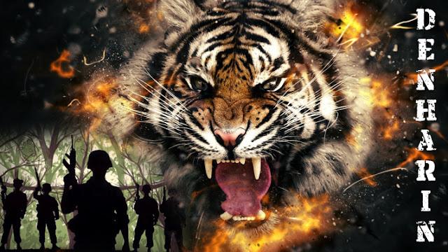 Misteri Dentasemen Harimau: Rajanya Pasukan Khusus Indonesia Paling MISTERIUS