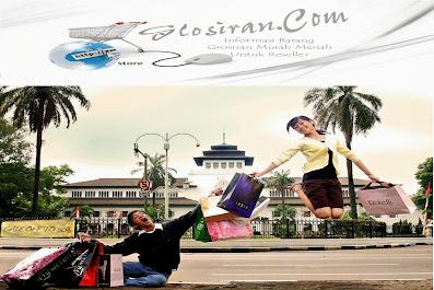 Pusat Barang Grosir Murah di Bandung