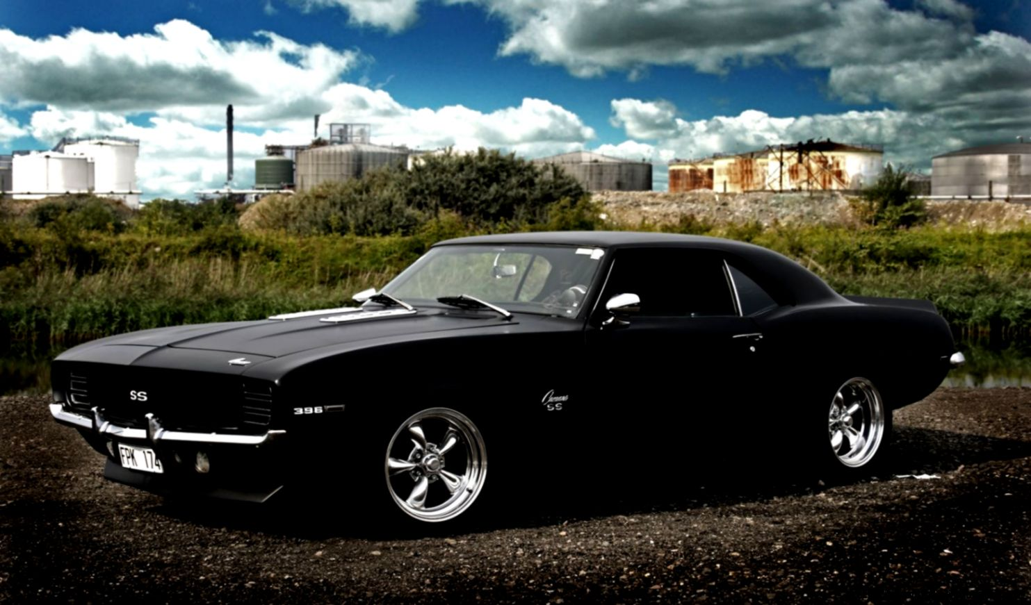 chevy classic muscle cars wallpapers gallery
