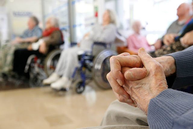 Money versus love? Chinese nursing home pays people to visit elderly parents