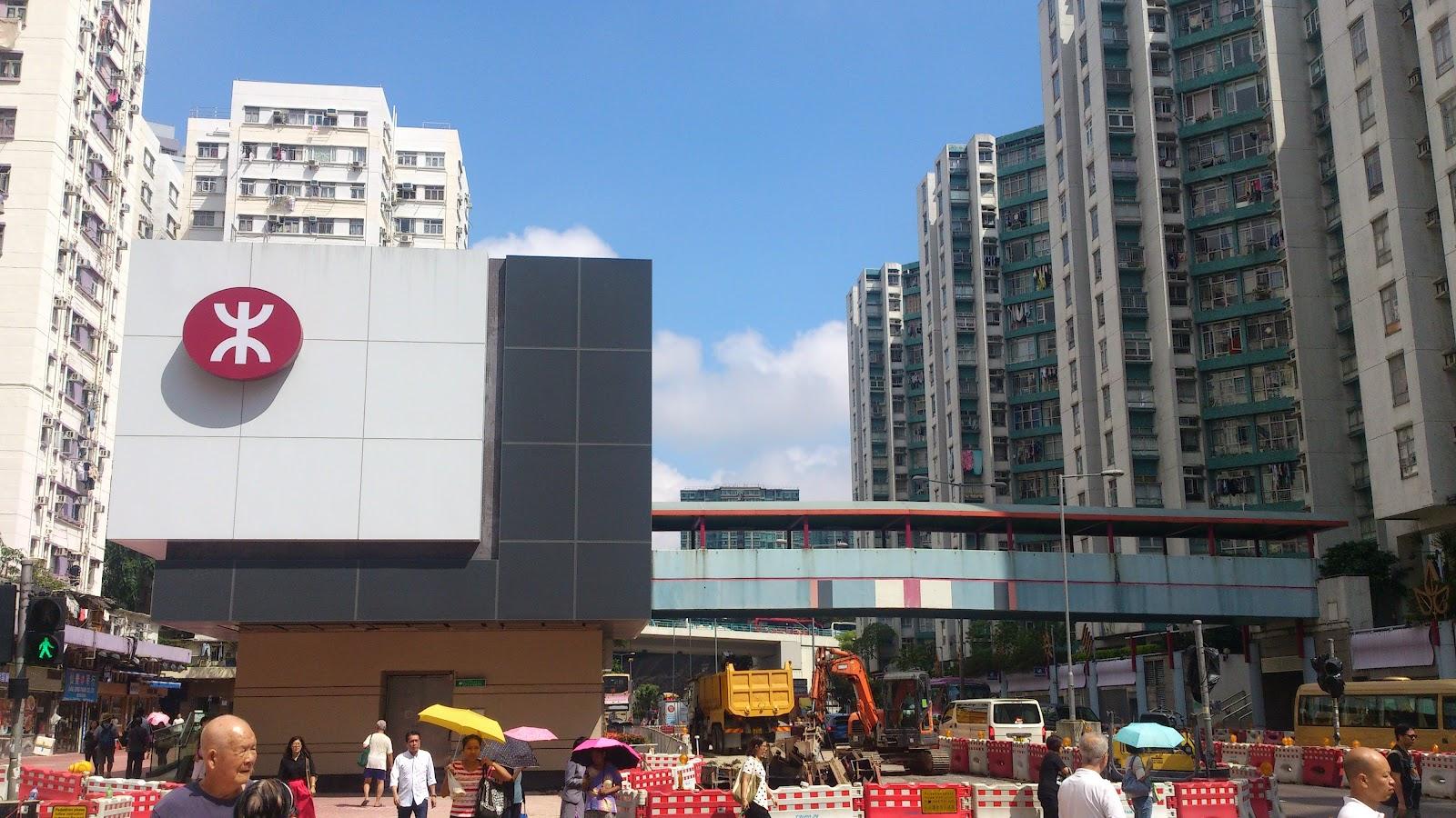 港海,港岸 : Snapshot黃埔港鐵站,紅磡海濱花園,尖沙咀