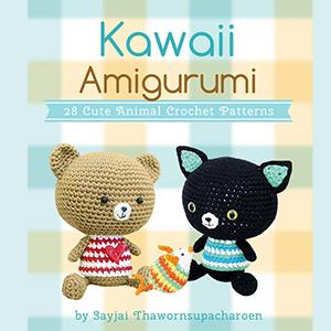 Mini Gang Amigurumi Crochet Pattern (Easy Crochet Doll Patterns ... | 300x300