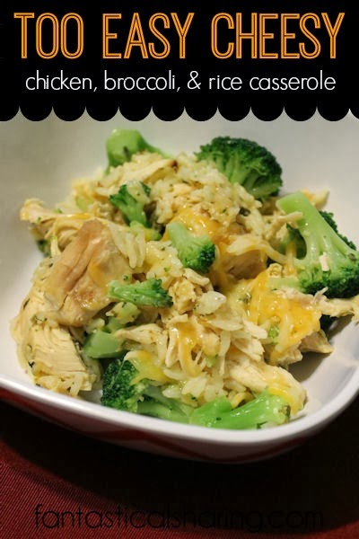 Fantastical Sharing Of Recipes Too Easy Cheesy Chicken -7118