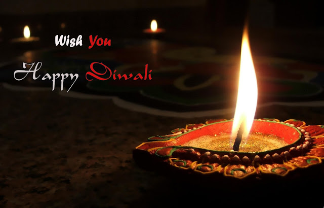 Wish You a Happy Diwali Images 2015