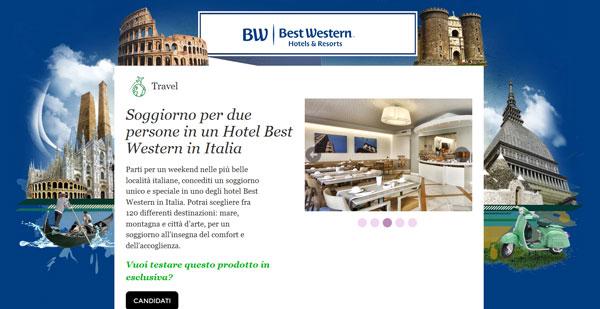 Hotel Best Western opinion model