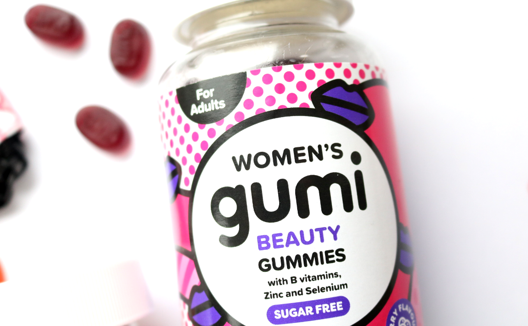 Gumi Women's Beauty Gummies review