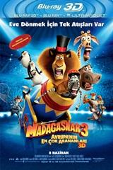 Madagaskar 3 (2012) 3D Film indir