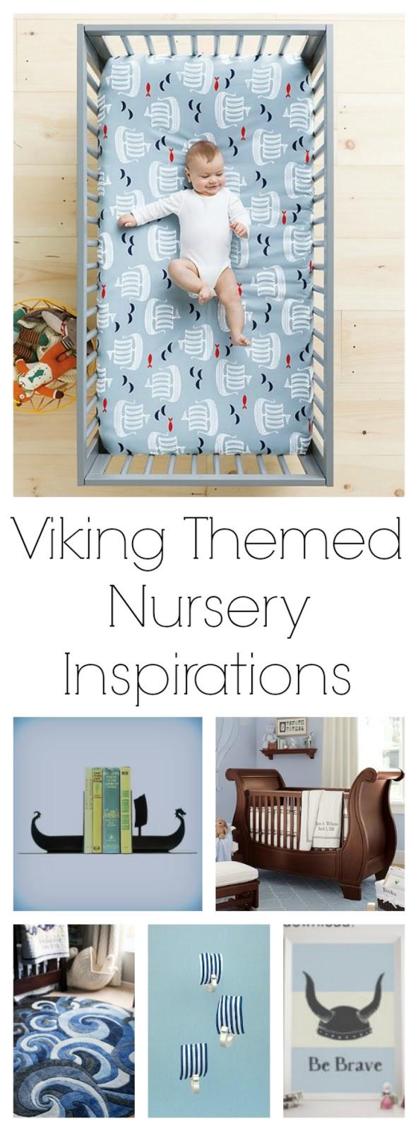 Viking Themed Nursery Ideas