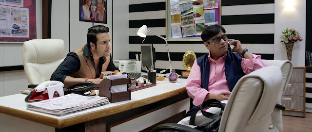 Sharma ji ki lag gayi (2019) Full Movie Hindi 720p HDRip Free Download
