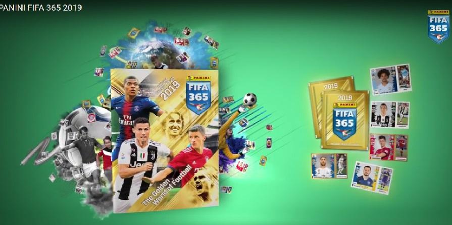 Panini FIFA365 2019 Tolisso // Kante // Matuidi Champions Sticker 430 a//b
