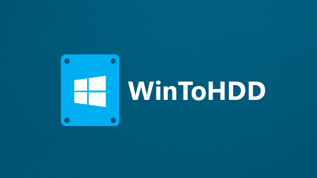 Hướng dẫn cách cài win bằng WinToHDD từ ổ cứng không cần USB (Có UEFI)