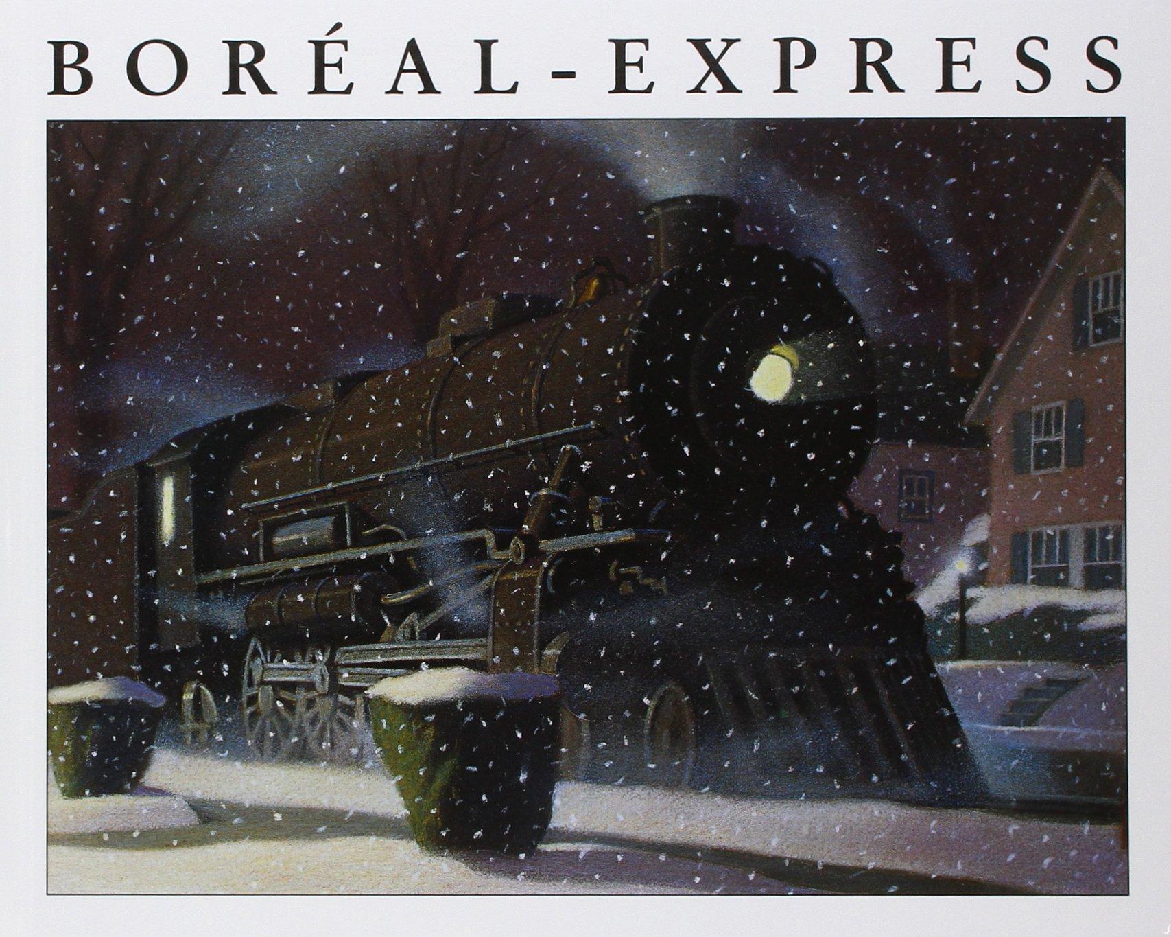 boreal express de chris van allsburg