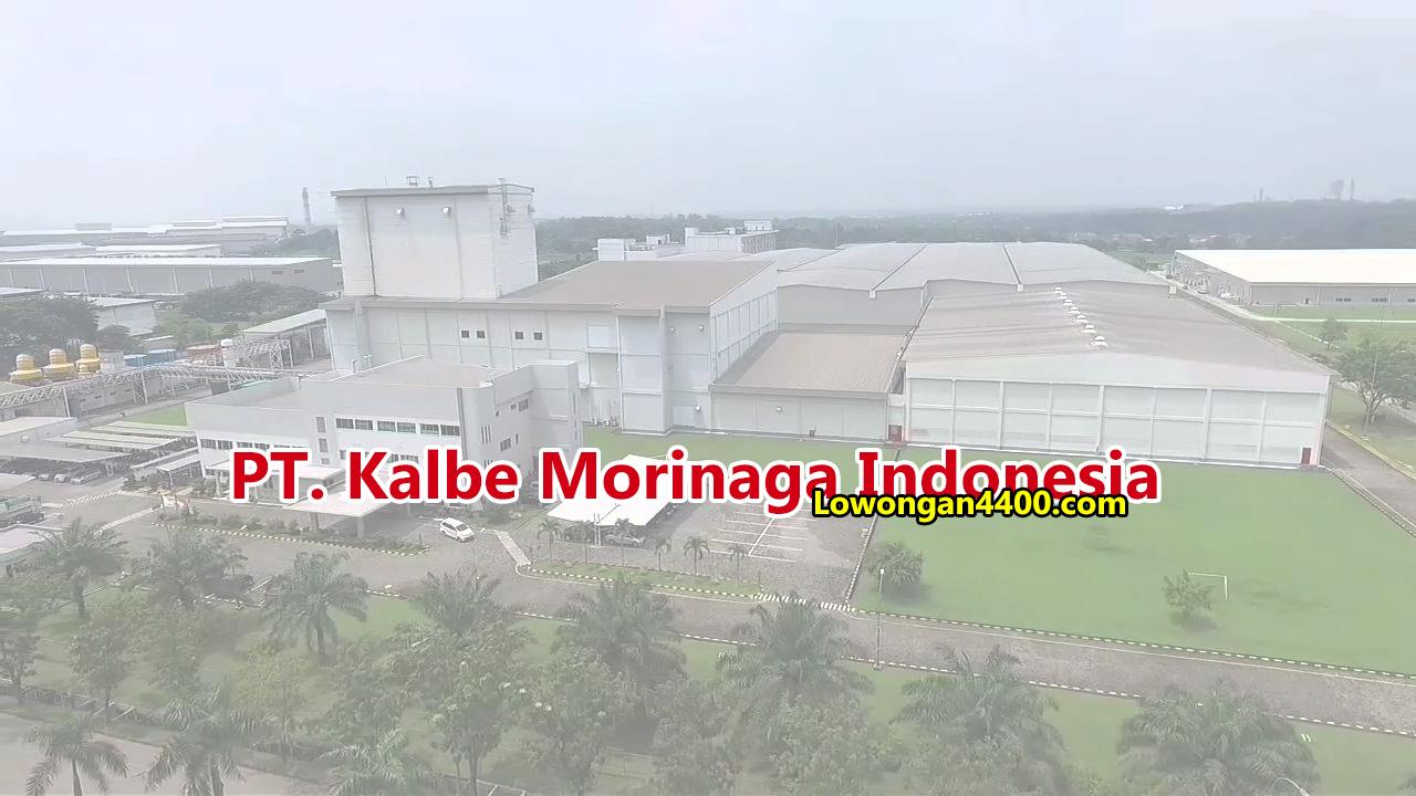 PT. Kalbe Morinaga Indonesia