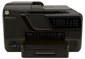 HP Officejet Pro 8600 e-All-in-One Printer series - N911 Driver Downloads & Software for Windows
