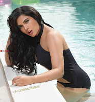 Richa Chadha Spicy Swimsuit Scans From The Man Magazine April 2017   2.jpg