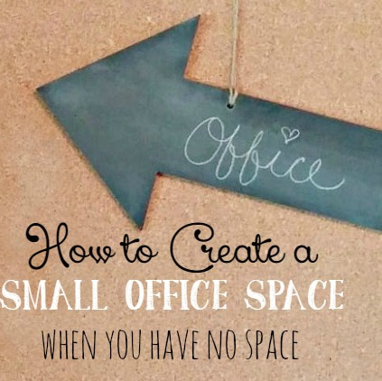 How To Create a Small Office Space When You Have No Space