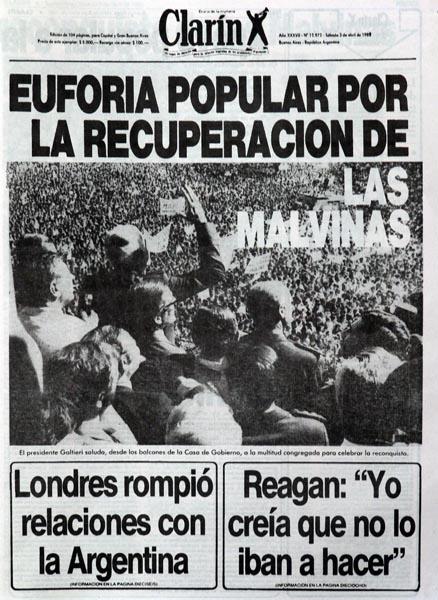 Pqs para que sepan 2 de abril de 1982 las malvinas - Como son los ingleses ...