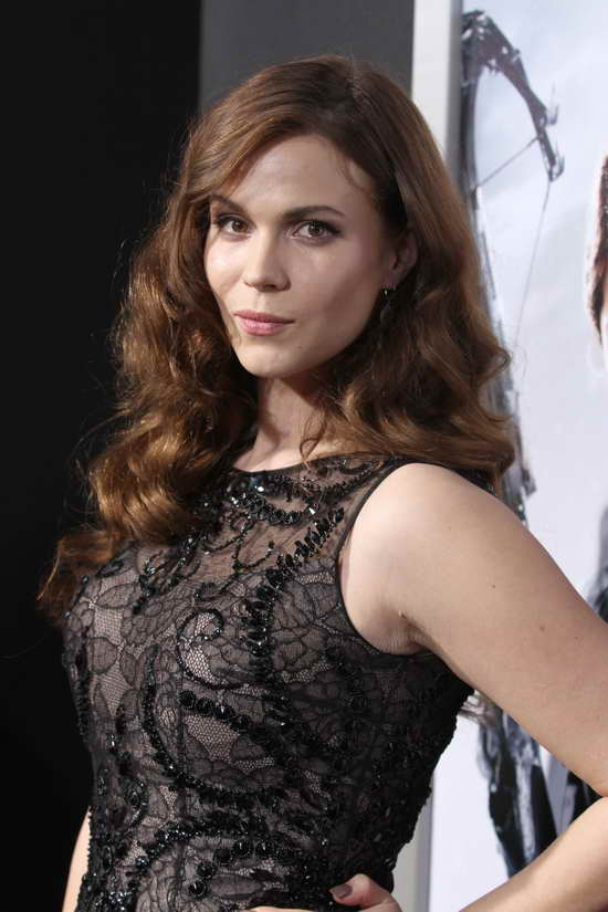 Hansel and Gretel Witch Hunters Hollywood Premiere Red Carpet Pics