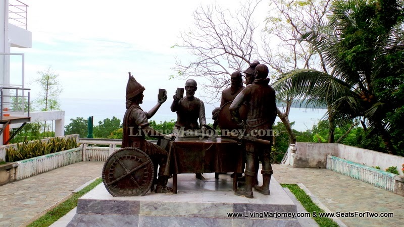 Bohol's Blood Compact Shrine