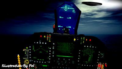 CIA Pilot Reports Triangular UFO