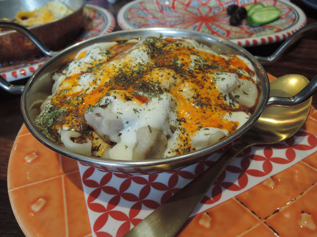manti;  the turkish tea house
