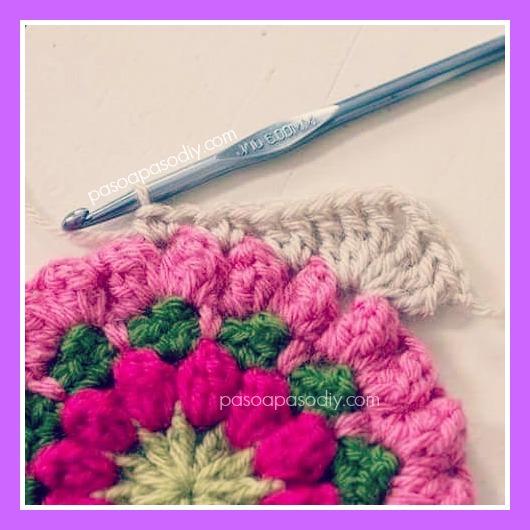 tejer al crochet paso a paso