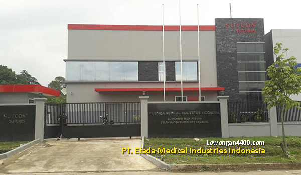 Lowongan Kerja PT. Efada Medical Industries Indonesia Cikarang