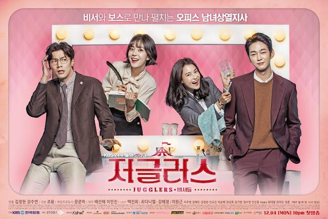 yang telah menjalani hidupnya dengan sikap pasif Download Drama Korea Jugglers Subtitle Indonesia