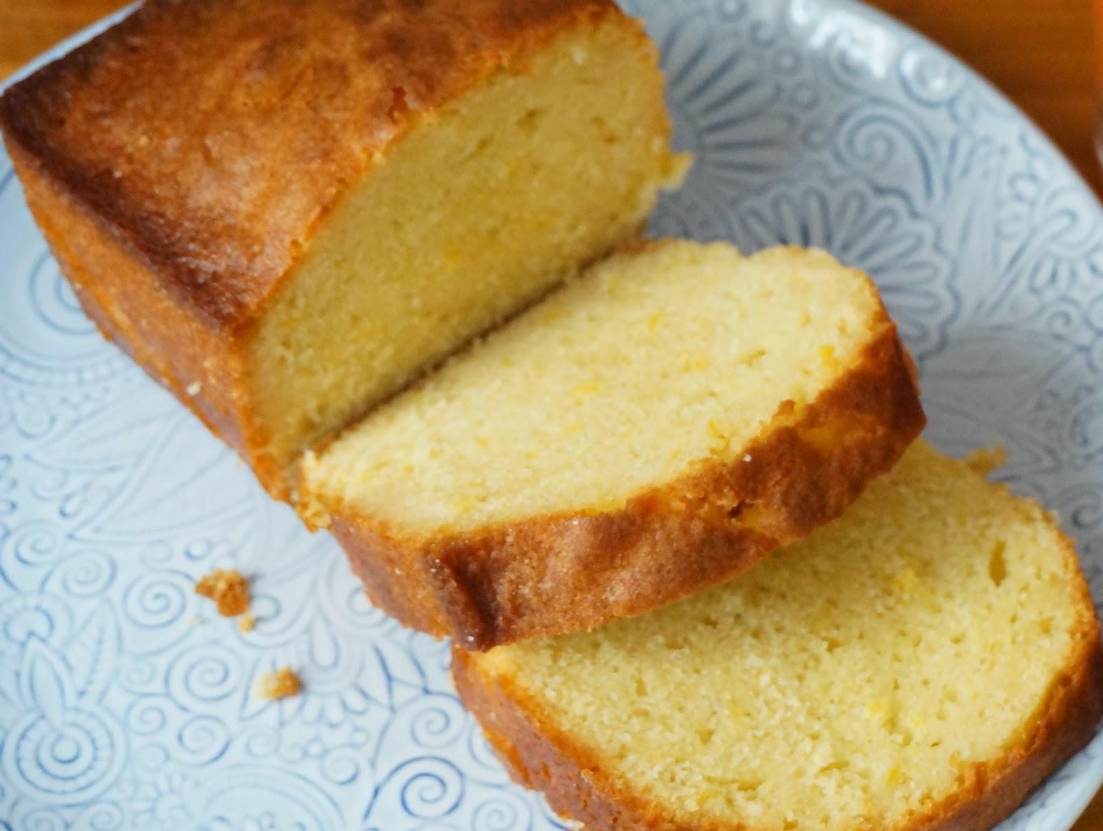 Cake Citron Yaourt Moelleux