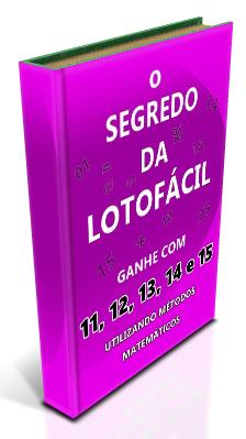 segredo de jogar na lotofacil
