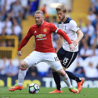 Manchester United miss out on top four spot (Tottenham 2-1 Man U)