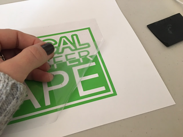 transfer tape residue, transfer tape for vinyl silhouette, best transfer tape for vinyl decals