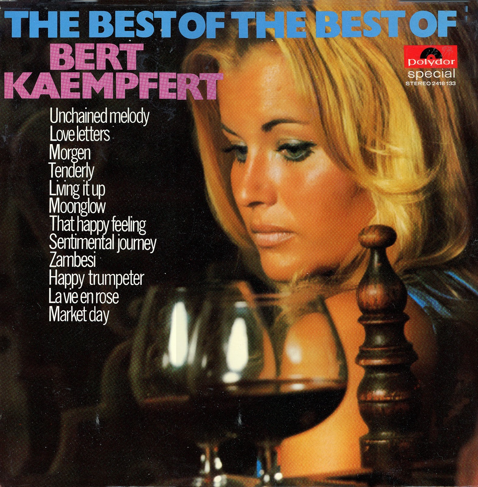 Luigi S 50 S Amp 60 S Vinyl Corner Bert Kaempfert 320 Kbps