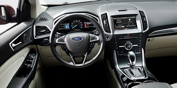Intérieur Ford Edge