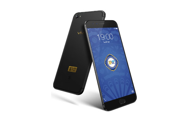 Vivo V5 Plus IPL Matte Black Limited Edition