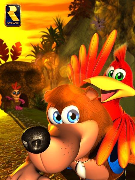 Banjo Kazooie: Nuts and Bolts is the newest filth straight
